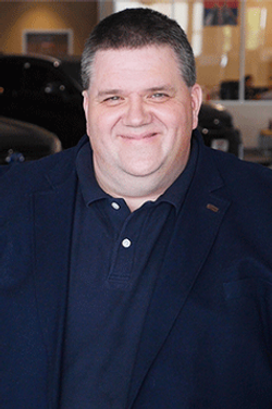 Internet Sales Director Mark Ansman in Sales Management at Westbury Toyota