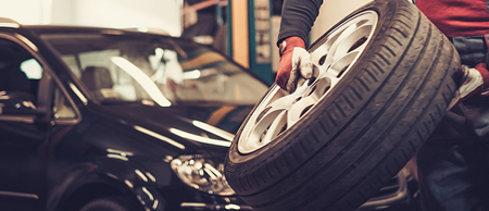 Coupon for Tire Special Buy 3 get 1 for a $1 sale