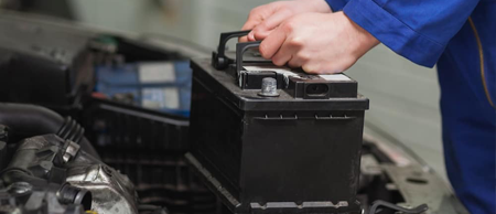 Coupon for Battery Replacement $25 off