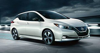 2021 nissan leaf Youngstown OH