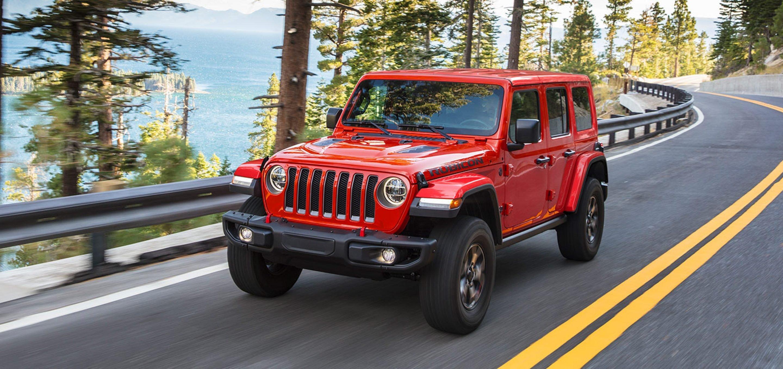 2021 Jeep Wrangler V8