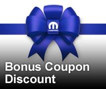 Bonus Coupon Discount