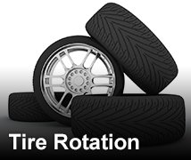 Coupon for Tire Rotation 10% Off