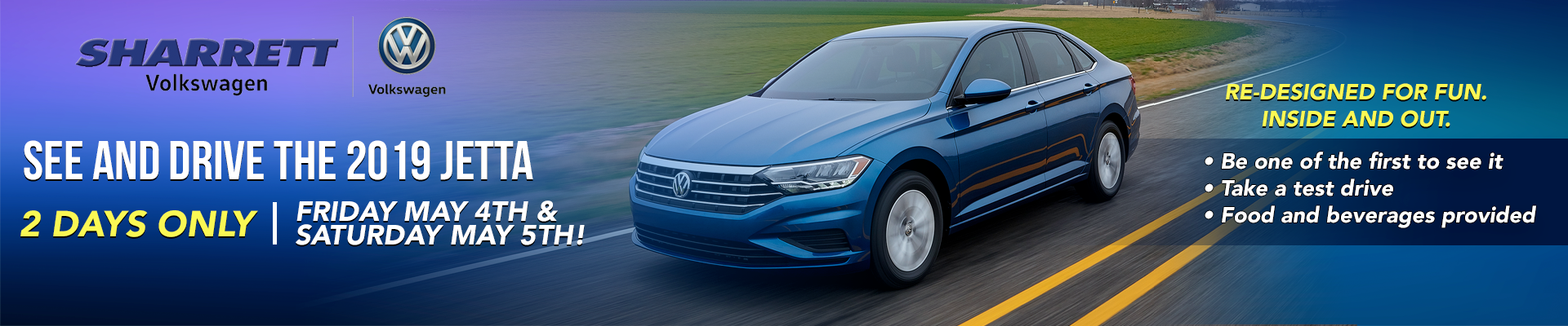 SEE AND DRIVE THE 2019 JETTA