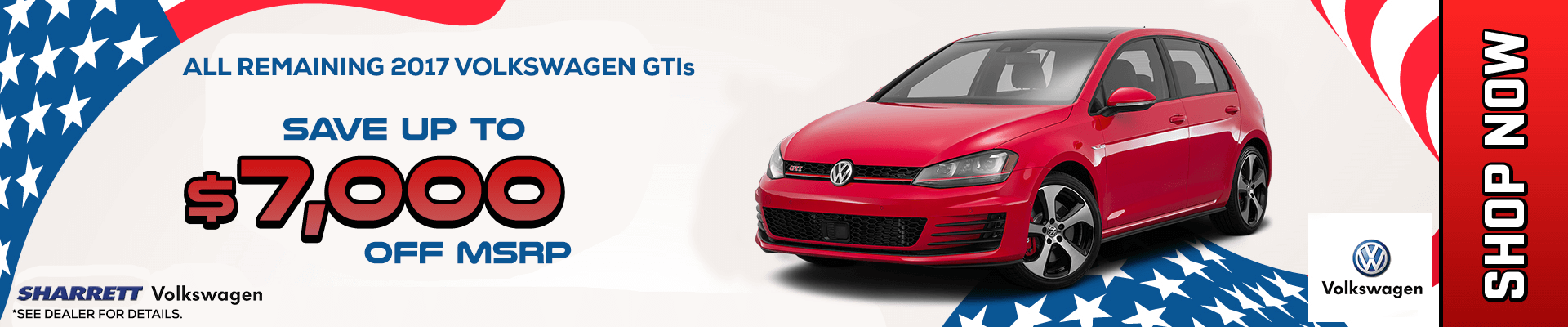 2017 Volkswagen GTIs For Sale