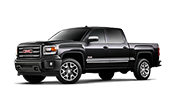 black 4 door gmc sierra 1500 pickup truck in Hagerstown MD