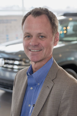 President Will Perryman in Sales at Sharrett Auto Stores