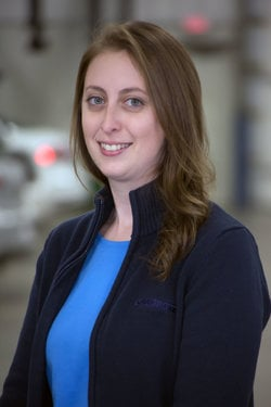 Customer Service Nicole Vermillion in Service at Sharrett Auto Stores