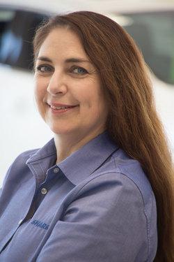 Sales Representative Maria Fittro in Sales at Sharrett Auto Stores