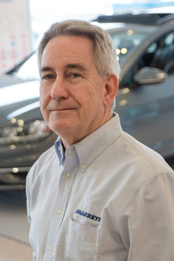 Sales Representative Dennis Shank in Sales at Sharrett Auto Stores