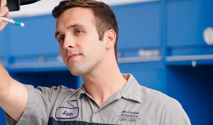 Hyundai Service Technician
