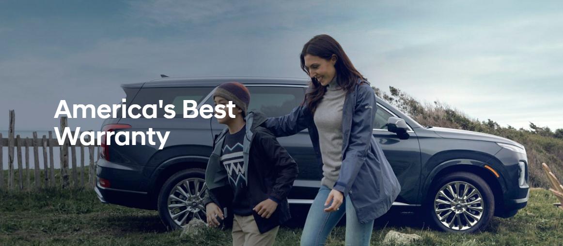 Hyundai America's Best Warranty