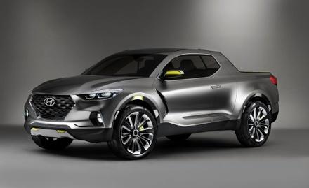 2021 Hyundai Santa Cruz Pickup