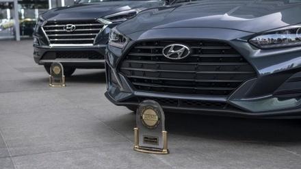 Hyundai Veloster & Hyundai Tucson