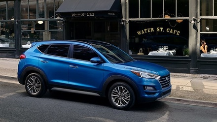 2020 Hyundai Tucson, Hicksville Hyundai Dealership