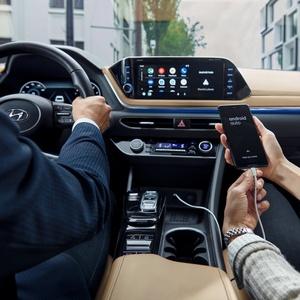 Hyundai Sonata Infotainment System