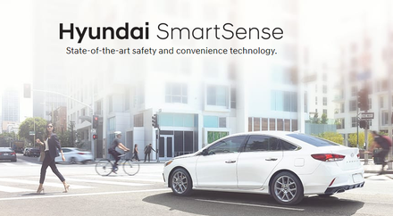 Hyundai Sonata and SmartSense Technology