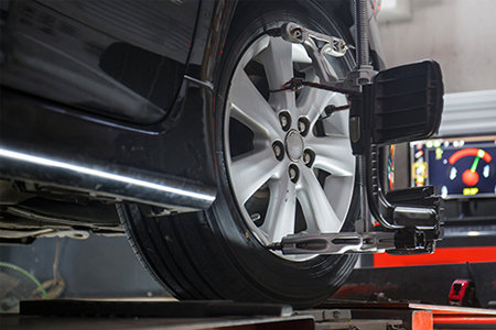 Coupon for 4 Wheel Alignment Reg. 129.95