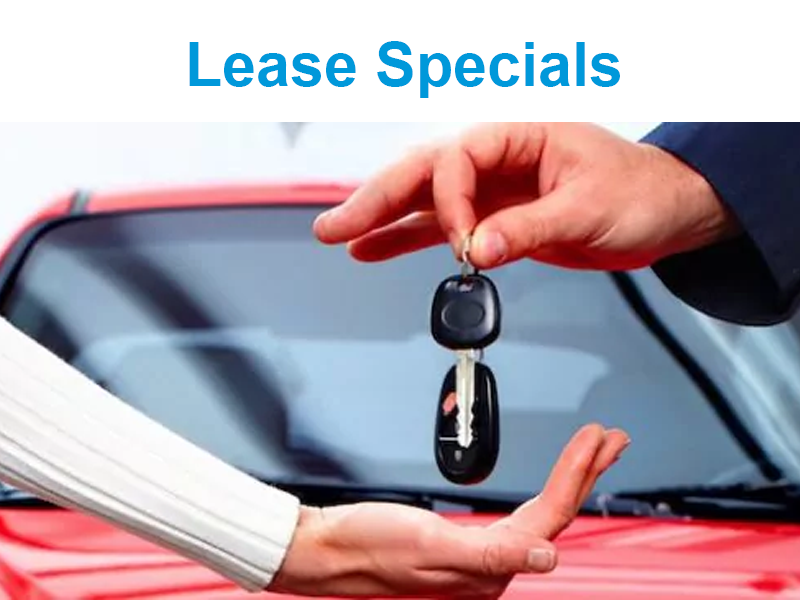 new ford car, truck and suv lease specials