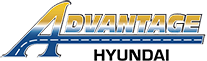Advantage Hyundai dealership logo