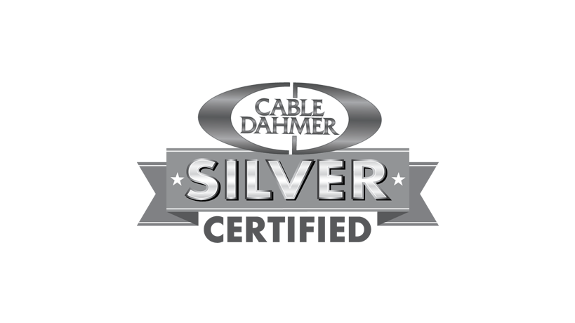 Cable Dahmer silver certified used car logo