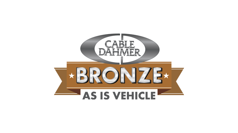 Cable Dahmer bronze certified used car logo