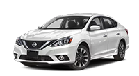 nissan sentra all new 2019 in white