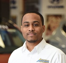 Sales Consultant Ricky Carre in Our Staff at Advantage Hyundai
