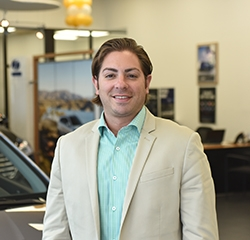 General Manager Jon Stern in Our Staff at Advantage Hyundai