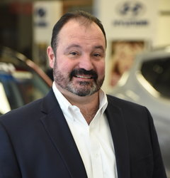 Sales Consultant Chris Tempesta in Our Staff at Advantage Hyundai