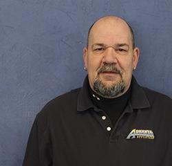 Service Advisor Pete Demieri in Service at Advantage Hyundai