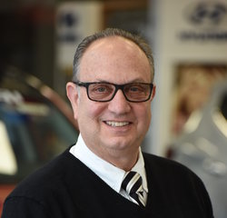 Sales Consultant Robert Sendach in Our Staff at Advantage Hyundai