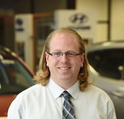 Sales Consultant David Bernstein in Our Staff at Advantage Hyundai