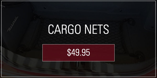 Coupon for Cargo Nets $49.95