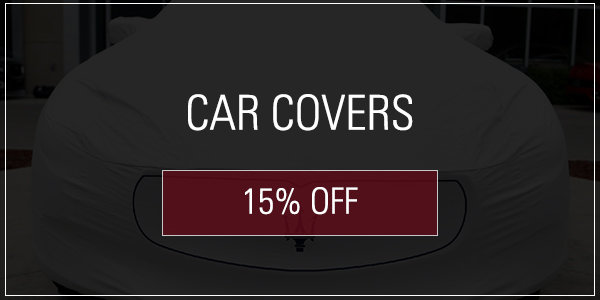 Coupon for Car Covers 15% off