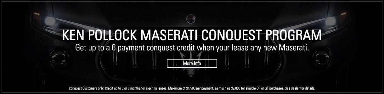 conquest program