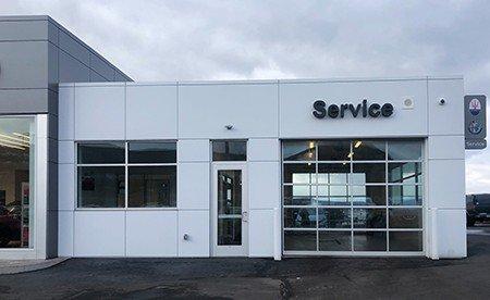 Service Exterior