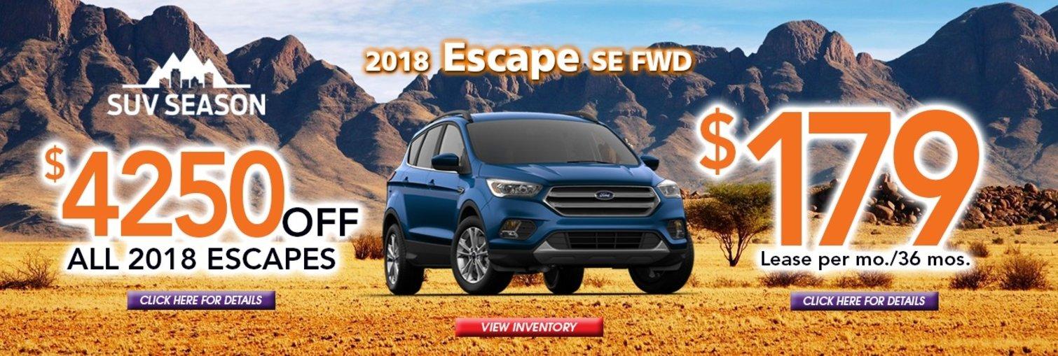 2018 Ford Escape for Sale in Philadelphia PA