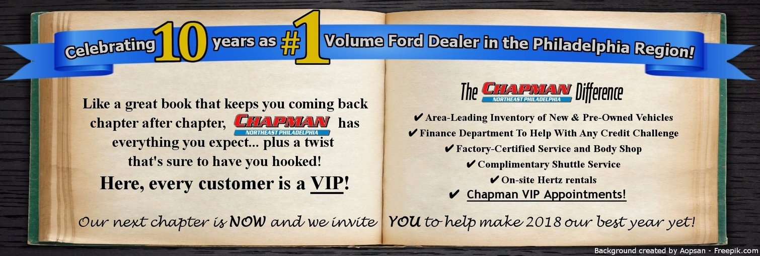 Learn more about Chapman Ford