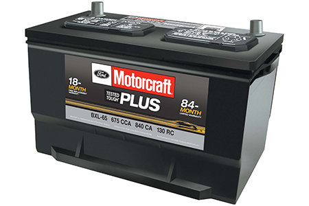 Coupon for MotoCraft® Tested Tough® Plus Batteries With 84-month warranty
