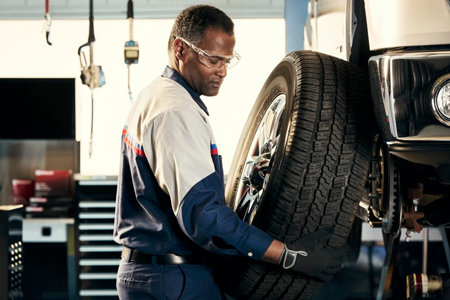 Coupon for Tire & Brake Check FREE