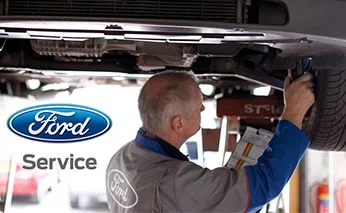 Schedule Service with Chapman Ford VW