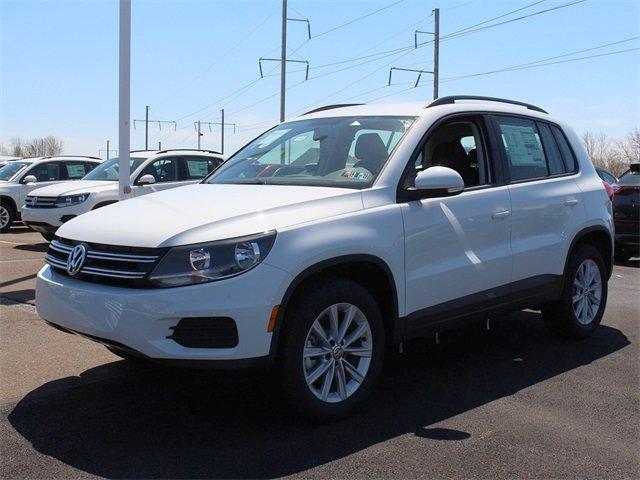 Special offer on 2017 Volkswagen Tiguan 2017 Volkswagen Tiguan Leftover Special