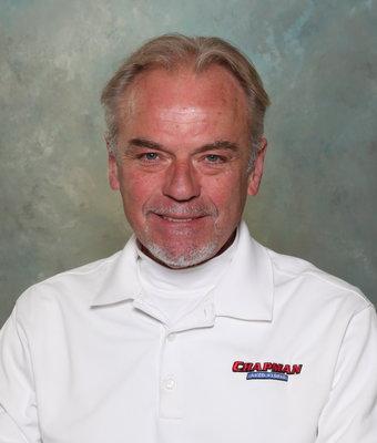 Sales Associate Pete Ostash in Sales at Chapman Ford VW