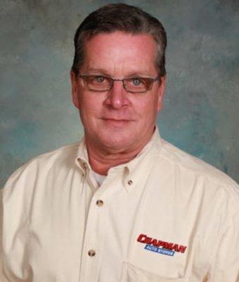 Sales Associate Bob Kozub in Sales at Chapman Ford VW