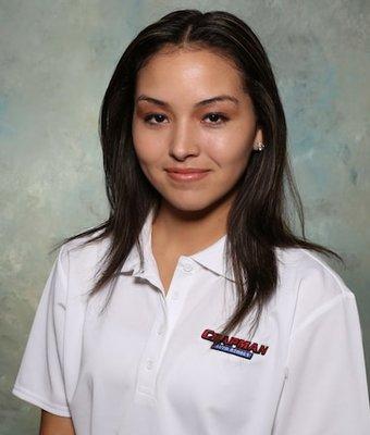 Internet Sales Associate Linnette Cruz in Internet Sales at Chapman Ford VW