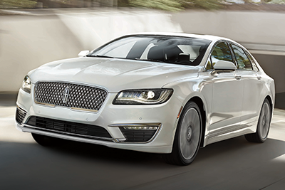 Special offer on 2019 Lincoln MKZ 2019 Lincoln MKZ FWD