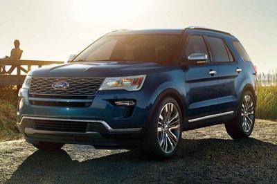 Special offer on 2019 Ford Explorer 2019 Ford Explorer XLT