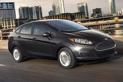 Special offer on 2019 Ford Fiesta 2019 Ford Fiesta