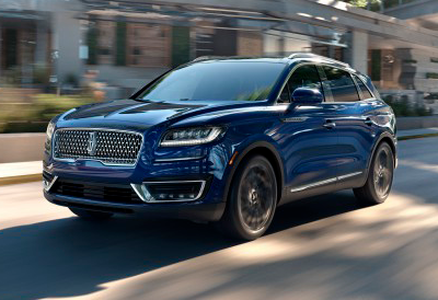 Special offer on 2019 Lincoln Nautilus 2019 Lincoln Nautilus